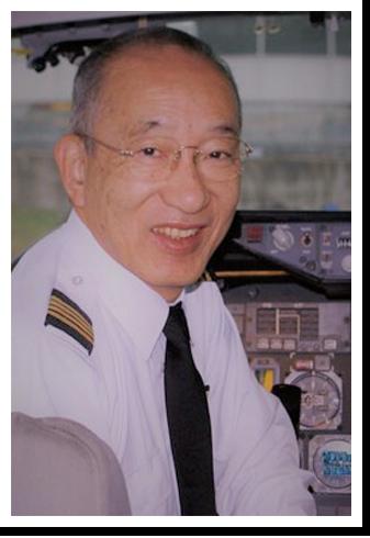 元JALパイロット杉江 弘氏